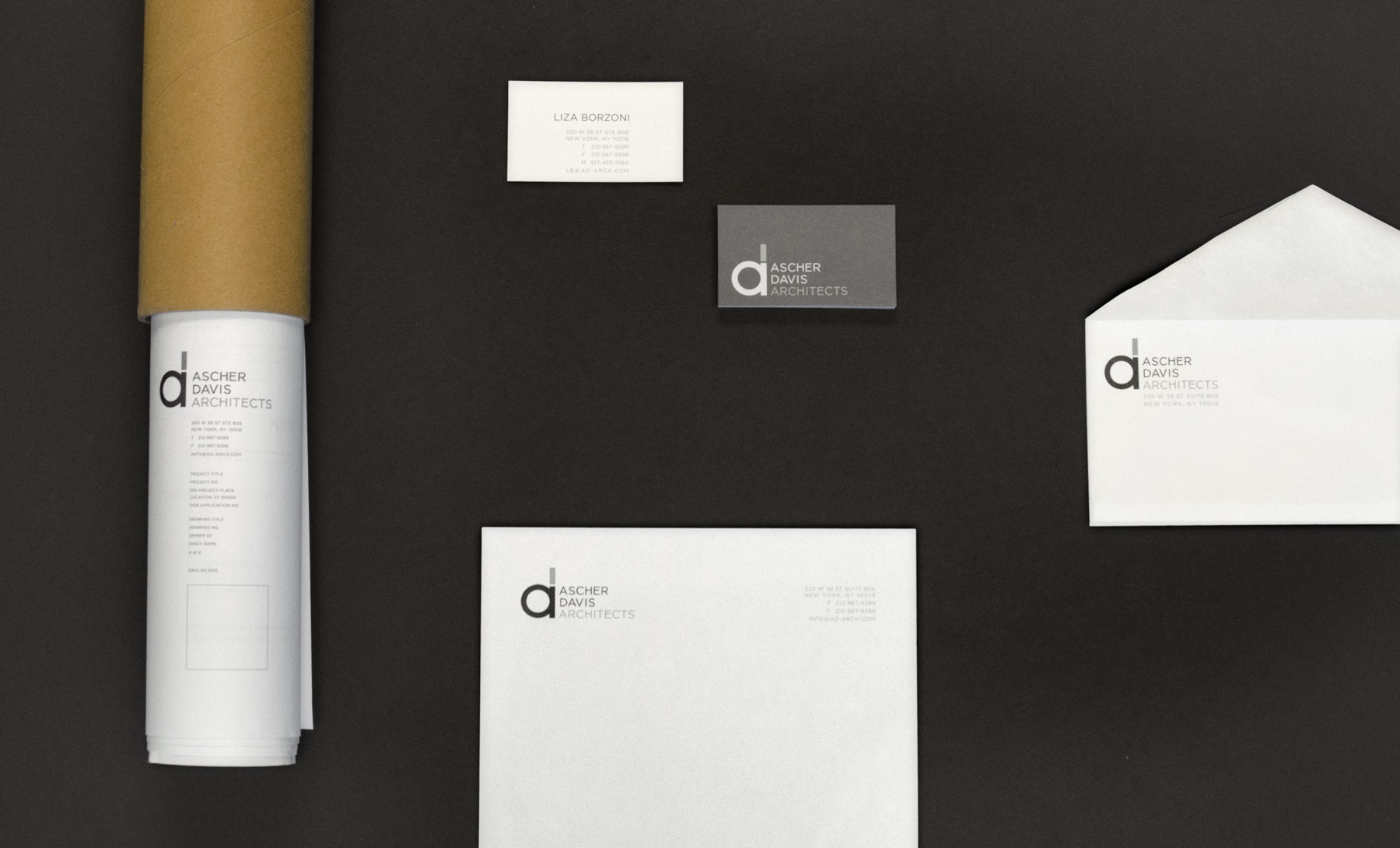 Architectural Branding Identity
