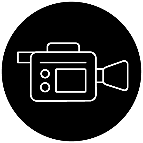 Simple Film Camera Icon