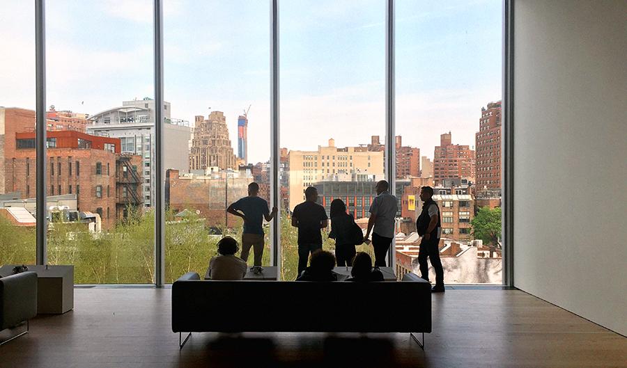 New York Architecture Team Site Visit Blog