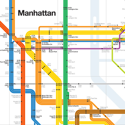 Nyc Subway Map Massimo Vignelli.Maps Infographics Formatting Data To Add Value To An