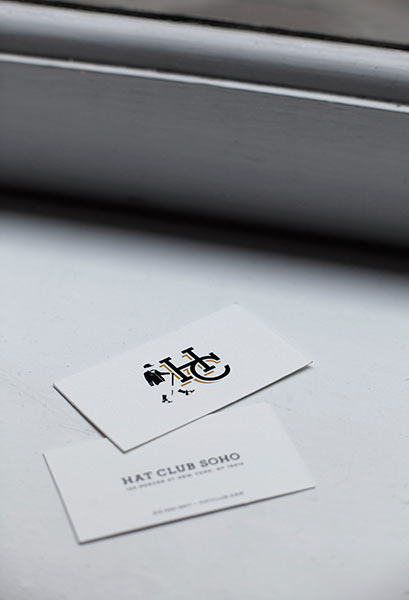 Branding Design For Retail Shop Business Cards