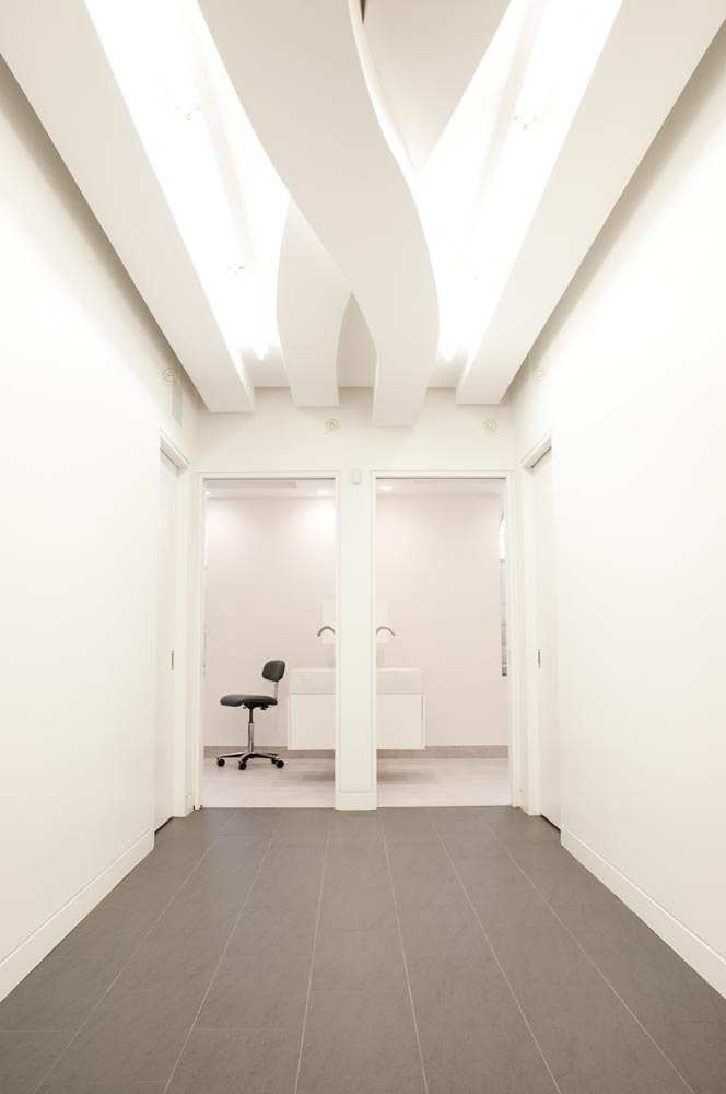 Modern Doctors Office Architectural Interiors
